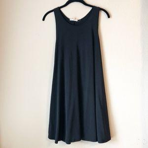 Wasabi+Mint Black Racerback Swing Dress Urban